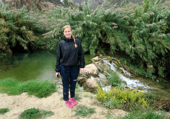 Våt og kald, men fin natur ihvertfall! :)