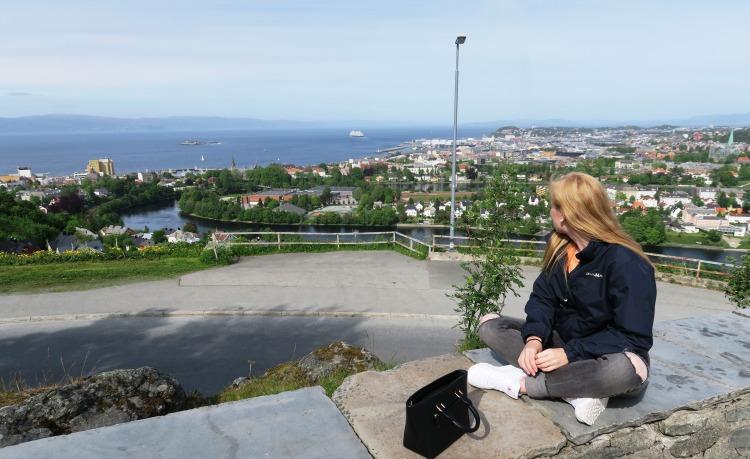 Bye bye Trondheim!